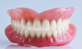 yellow-denture